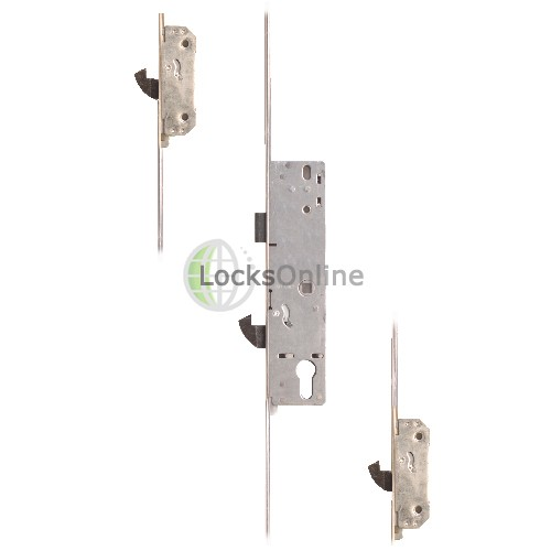 Main photo of Asgard 2 Hook UPVC Door Lock