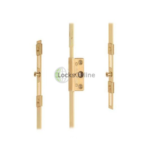 Main photo of Maco Offset UPVC Window Espagnolette Bolt 20mm Backset