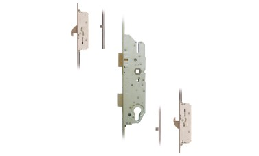 Fuhr Key Operated 2 Hook 2 Roller UPVC Door Lock