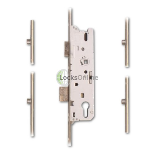 Main photo of Fuhr 856-1 Lever Operated 4 Roller UPVC Multipoint Door Lock
