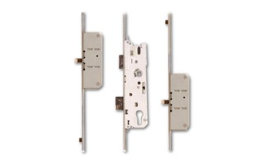 Fuhr 2 Shootbolts, 2 Rollers Multipoint UPVC Door Lock