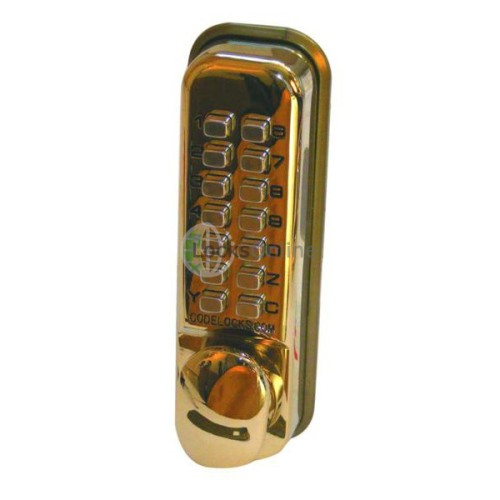 Main photo of CODELOCKS CL100 Series Digital Lock No Holdback