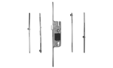 GU 4 Roller UPVC Door Lock