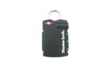 Master Lock 4685 Combination Luggage Padlock