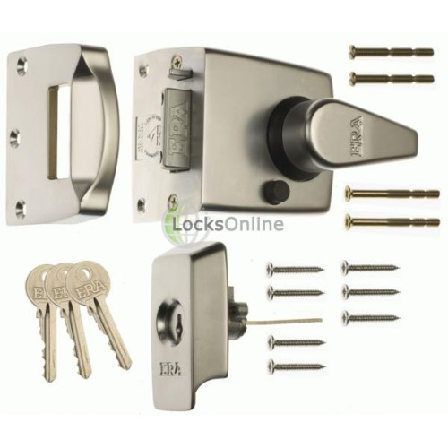 Main photo of ERA 1730 BS8621:2007 Auto Deadlocking Escape Nightlatch