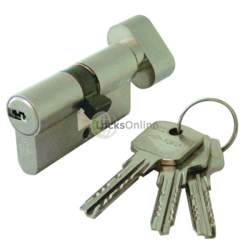 Main photo of Cisa Astral Euro Double Key and Thumbturn