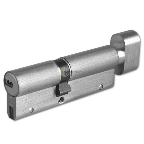 Main photo of CISA Astral S Euro Thumbturn Cylinders