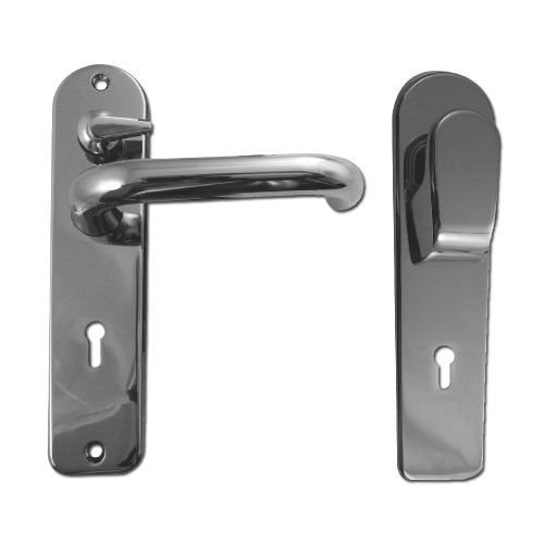 Main photo of UNION Handles with Holdback to Suit C-Series (Chubb) 3R35 Detainer