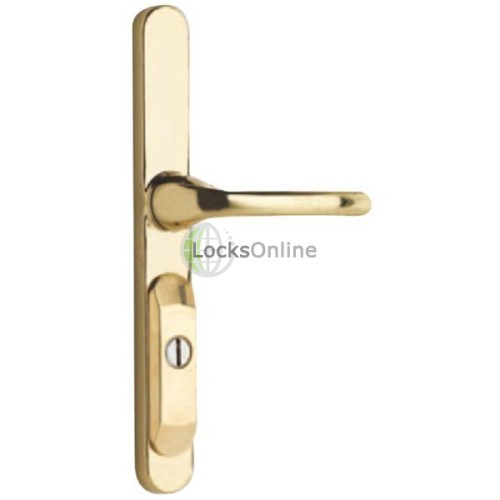 Main photo of Lift & Lock Adjustable PZ uPVC Door Handles - 320mm (283mm fixings)