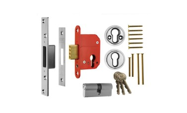 ERA Fortress BS3621 High Security Euro Cylinder Deadlock