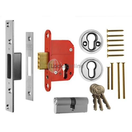 Main photo of ERA Fortress BS3621 High Security Euro Cylinder Deadlock