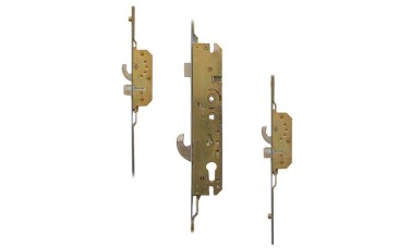 Millenco 2 Hooks, 2 Deadbolts, 2 Rollers UPVC Door Lock