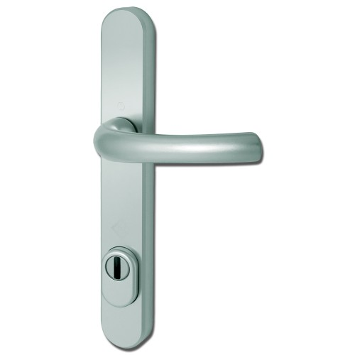 Main photo of Hoppe Tokyo 92PZ High Security UPVC Door Handle - 242mm (215mm fixings)