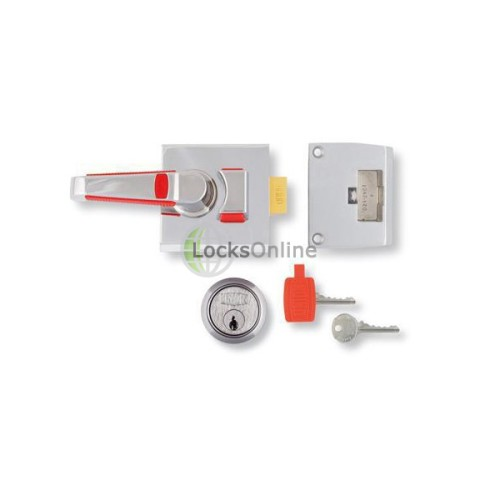 Main photo of Union 1028 Easy Access Cylinder 60mm Night Latch