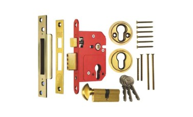 Era British Standard BS8621 Euro Sash Locks