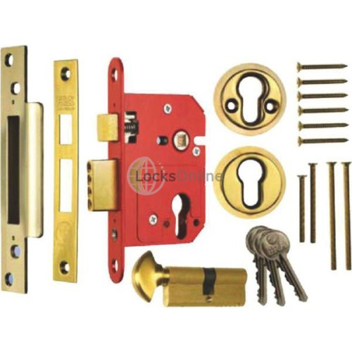 Main photo of Era British Standard BS8621 Euro Sash Locks