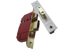 UNION Strongbolt 5 Lever BS 3621:2007 Mortice Sashlock
