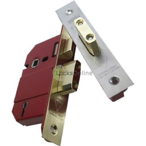 Main photo of UNION Strongbolt 5 Lever BS 3621:2007 Mortice Sashlock