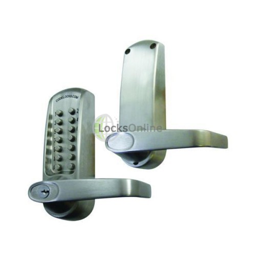 Main photo of CODELOCKS CL600 Series Digital Lock With Tubular Latch