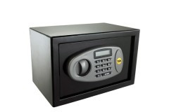 Yale £1000 Cash-Rated Home Electronic Safe | MS0000NFP