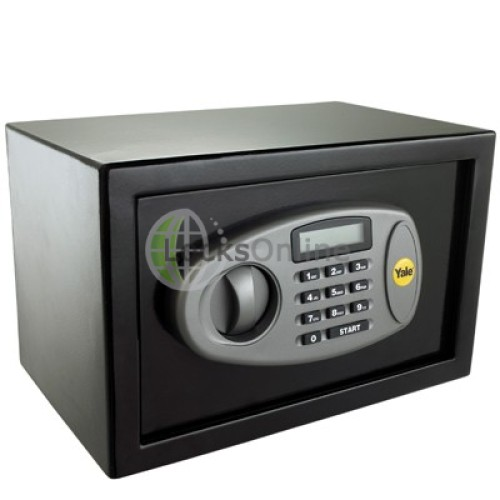Main photo of Yale £1000 Cash-Rated Home Electronic Safe | MS0000NFP