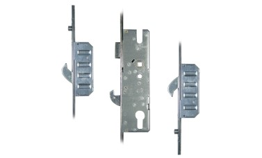 Winkhaus Scorpion 3 Hooks, 2 Rollers Split-Spindle Multipoint Door Lock