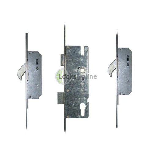 Main photo of Winkhaus Cobra 2 Hook 20mm Radius Faceplate UPVC Door Lock