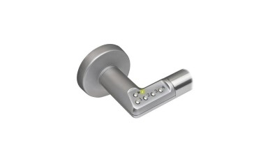 Union Code Keypad Door Handle