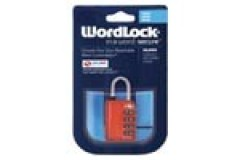 Era Wordlock TSA Combination Luggage Padlock