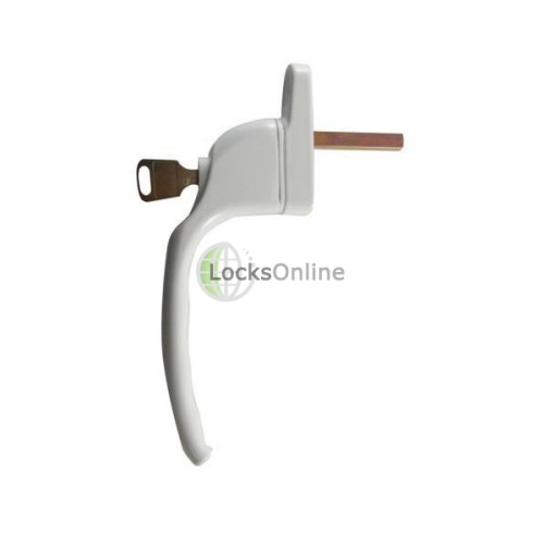 Main photo of Yale Straight / Inline Lockable Window Handle
