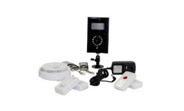Alert Pal Alarm Camera Home (Fire & Security)