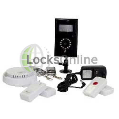 Main photo of Alert Pal Alarm Camera Home (Fire & Security)