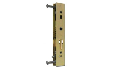 Schlegel BHD 2 Point Patio Door Lock Body Only