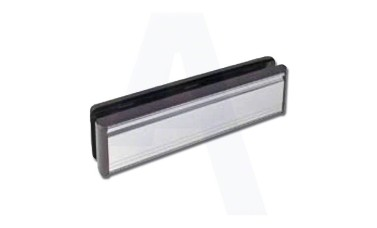 Mila Welseal Letterbox - 40/80 uPVC Letterbox