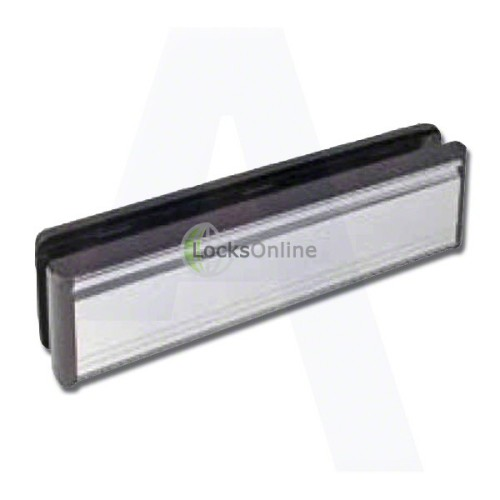 Main photo of Mila Welseal Letterbox - 40/80 uPVC Letterbox