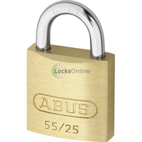 Main photo of Abus 55 Series - Keyed Alike Brass Padlocks
