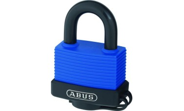 ABUS 70IB Series Marine Brass Open Stainless Steel Shackle Padlock