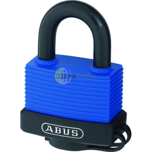 Main photo of ABUS 70IB Series Marine Brass Open Stainless Steel Shackle Padlock