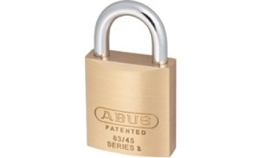 ABUS 83 Series Brass Open Shackle Padlock Without Cylinder
