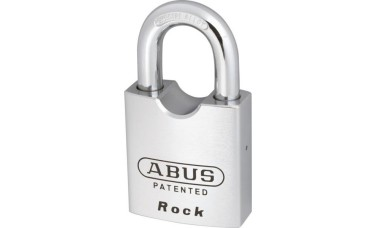 ABUS 83 Series Steel Open Shackle Padlock Without Cylinder