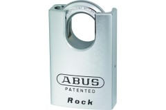 ABUS 83 Series Steel Closed Shackle Padlock Without Cylinder