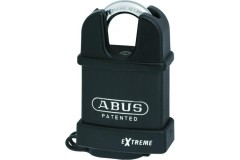 ABUS 83WPCS Series Weatherproof Steel Closed Shackle Padlock Without Cylinder