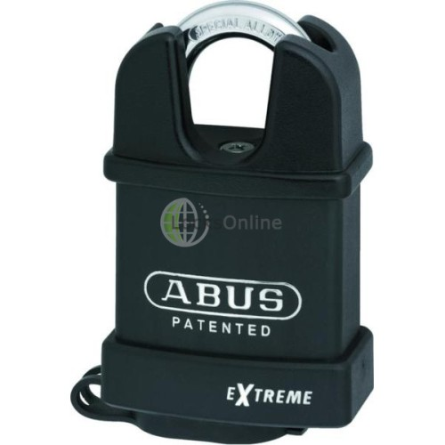 Main photo of ABUS 83WPCS Series Weatherproof Steel Closed Shackle Padlock Without Cylinder