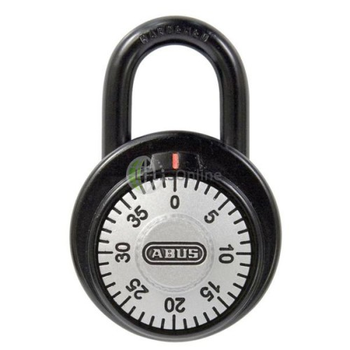 Main photo of ABUS 78 Series Dial Combination Open Shackle Padlock