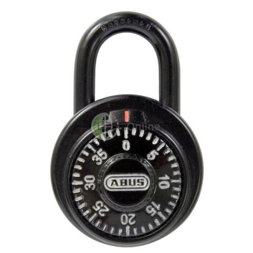 Main photo of ABUS 78KC Series Dial & Key Over-Ride Combination Open Shackle Padlock