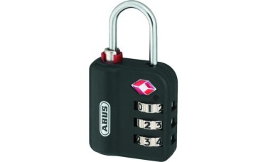 ABUS 147TSA Series Combination Luggage Open Shackle Padlock