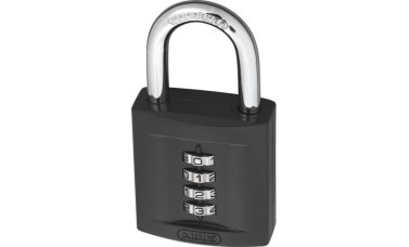 ABUS 158 Series Combination Open Shackle Padlock
