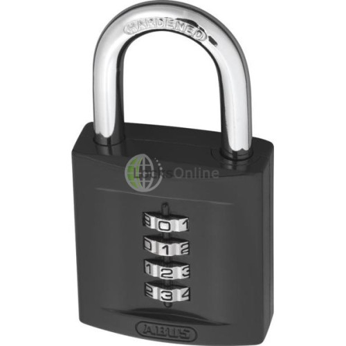Main photo of ABUS 158 Series Combination Open Shackle Padlock