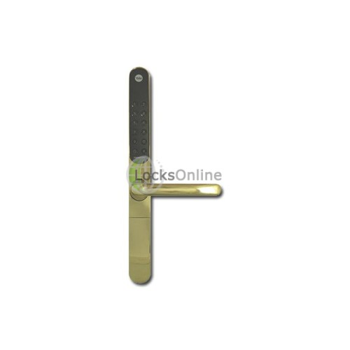 LocksOnline Complete Yale KeyFree Door Entry Kit