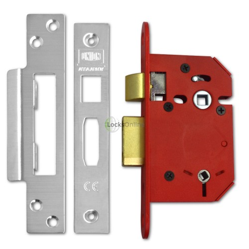 UNION Strongbolt Bathroom Lock